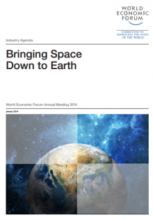 WEF_spacedowntoearth _cover _2014