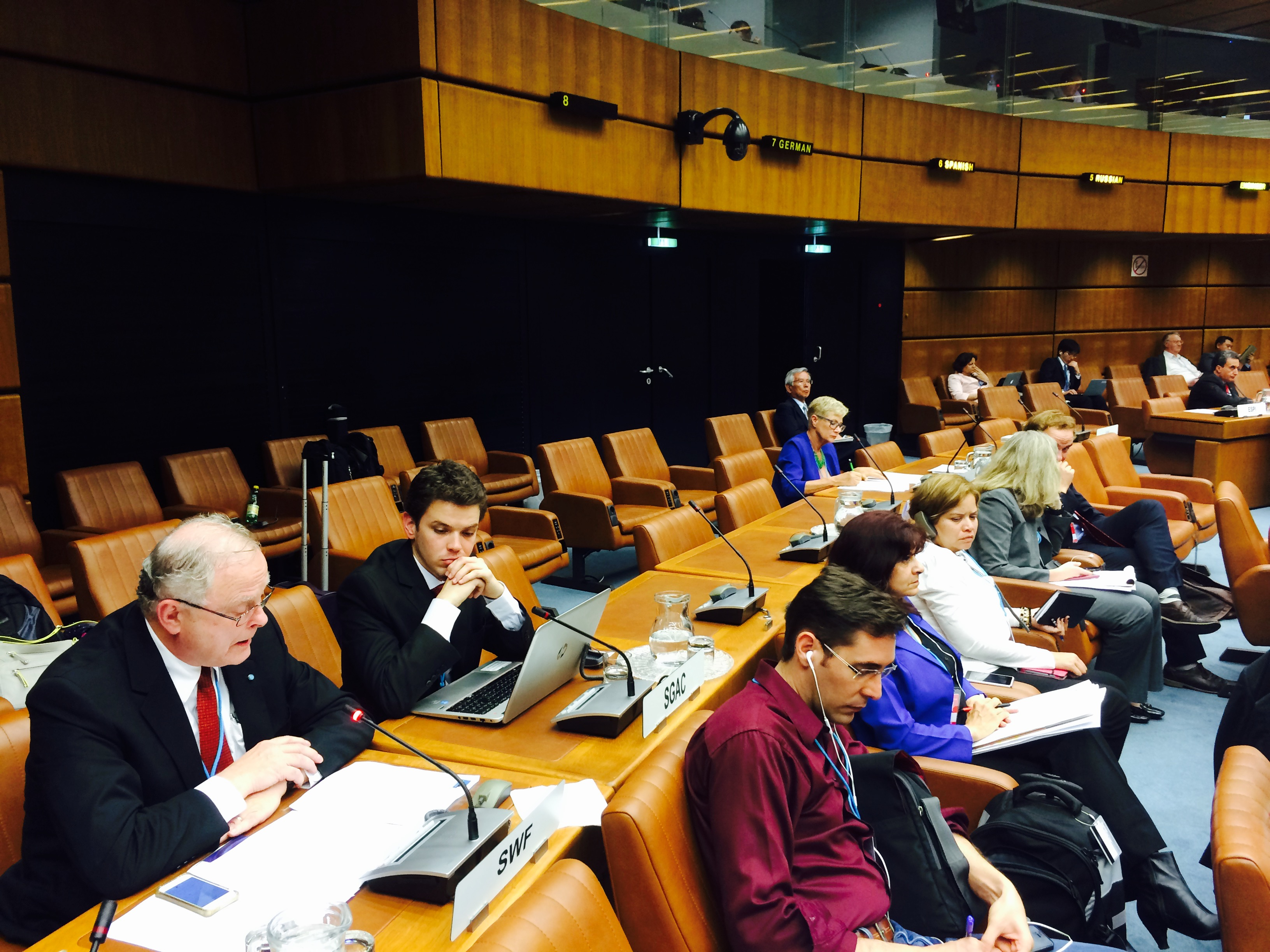 MS June 2015 COPUOS 2